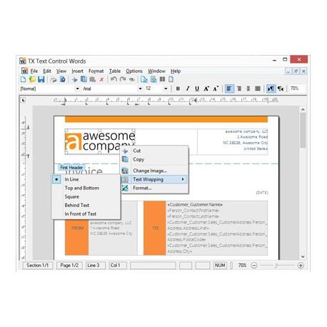 TX Text Control ActiveX X11 (21.0).
