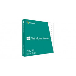 Windows Server 2012R2 Essentials, Box DVD
