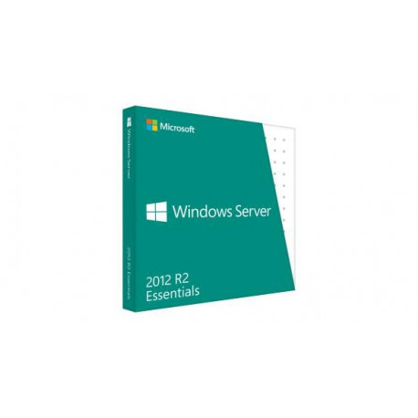 Microsoft Windows Server 2012R2 Essentials, Education, Box DVD