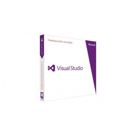 VISUAL STUDIO PRO 2013 ITALIAN DVD