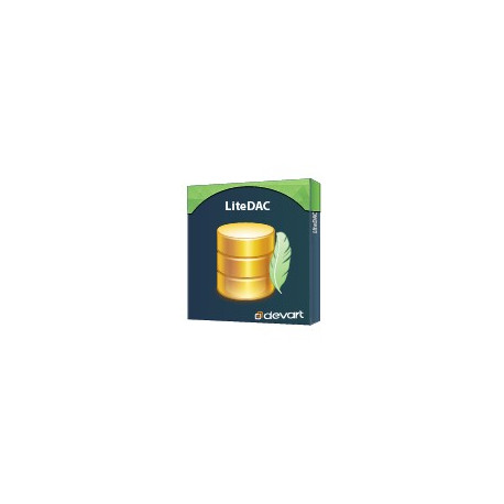 LiteDAC Data Access Components per SQLite