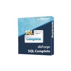 dbForge SQL Complete for SQL Server