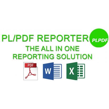 PL/PDF Reporter