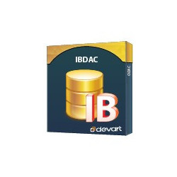 IBDAC Data Access Components per Interbase/Firebird