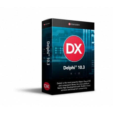 Delphi 10.3 Rio