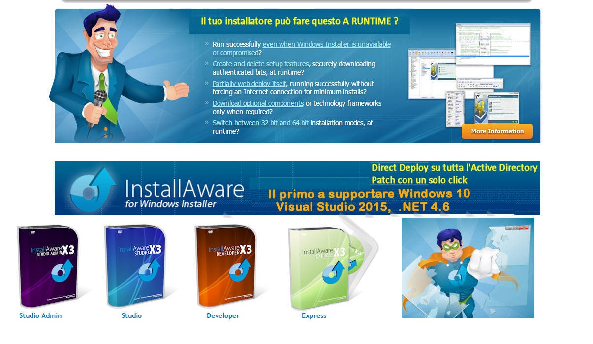 Installaware X3